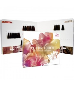 Wella Color Touch Technik-Farbkarte