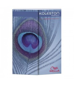 Wella Koleston Perfect Farbkarte Color Board