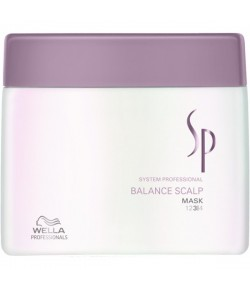 Wella SP System Professional Balance Scalp Mask 400 ml