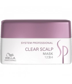 Wella SP System Professional Clear Scalp Mask 200 ml