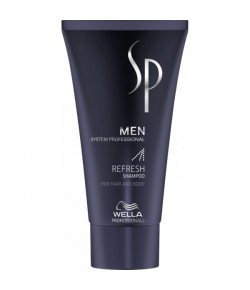 Wella SP Just Men Refresh Shampoo 30 ml