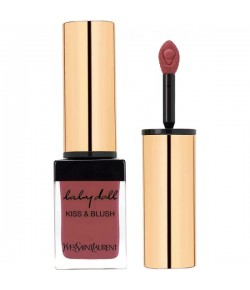 Yves Saint Laurent Baby Doll Kiss & Blush Lippenstift-Rouge 10 ml Nude Inscedent 10