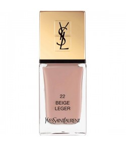 Yves Saint Laurent La Laque Couture 10 ml Beige Leger 22