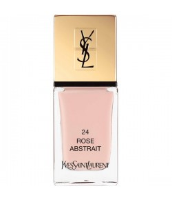 Yves Saint Laurent La Laque Couture 10 ml Rose Abstrait 24