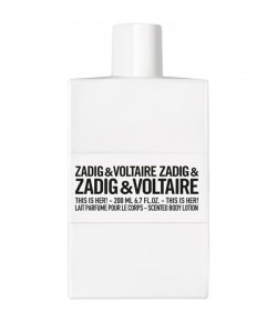 Zadig & Voltaire This is Her! Body Lotion - Körperlotion 200 ml