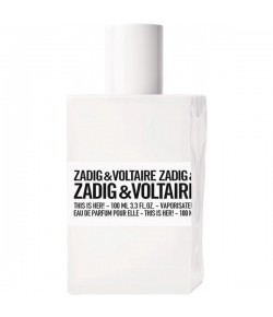 Zadig & Voltaire This is Her! Eau de Parfum (EdP)
