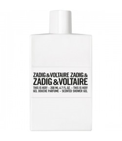 Zadig & Voltaire This is Her! Shower Gel - Duschgel 200 ml