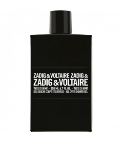 Zadig & Voltaire This is Him! Shower Gel - Duschgel 200 ml