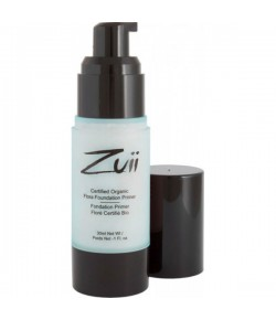 Zuii Organic Foundation Primer Colour Corrective Mint 101 30 ml