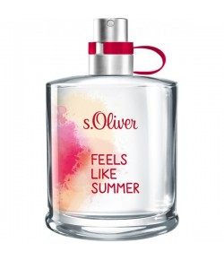 s.Oliver Feels Like Summer Women Eau de Toilette (EdT) 30 ml