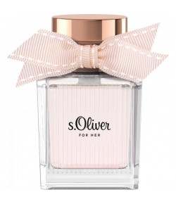 s.Oliver For Her Eau de Parfum (EdP) 30 ml
