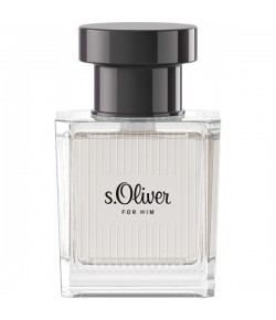 s.Oliver For Him Eau de Toilette (EdT) 30 ml