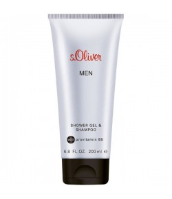 s.Oliver Men Shower Gel - Duschgel 200 ml