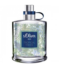 s.Oliver Men Tropical Trees Eau de Toilette (EdT) 30 ml