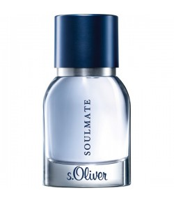 s.Oliver Soulmate Men Eau de Toilette EdT Natural Spray 50 ml