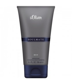 s.Oliver Soulmate Men Shower & Shave Shampoo 150 ml
