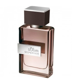 s.Oliver Superior Men Eau de Toilette EdT Natural Spray 30 ml