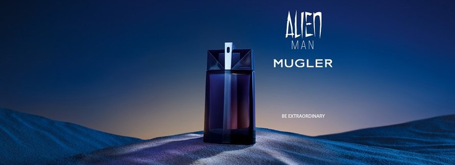 Mugler Alien Man | günstig online kaufen | +Gratisproben