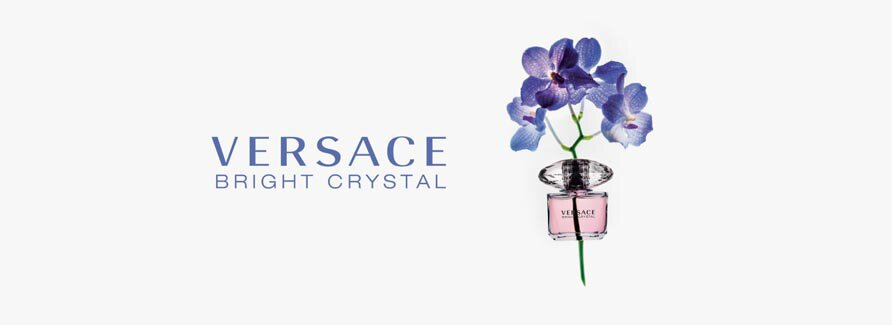 Versace Damenparfum Bright Crystal
