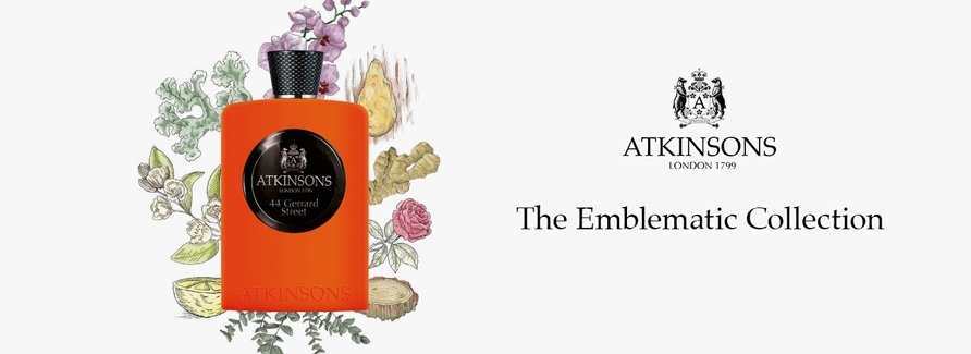 Atkinsons The Emblematic Collection