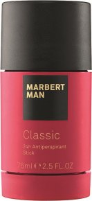 Marbert Man Classic 24 Hour Antiperspirant Stick 75 ml
