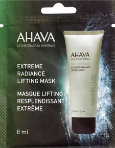 Ahava Time to Revitalize Extreme Radiance Lifting Mask 8 ml