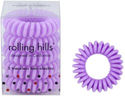 Rolling Hills Professional Hair Rings Anaheim Purple