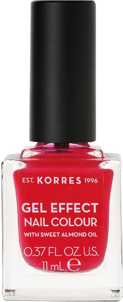 Korres Sweet Almond Nail Colour 19 Watermelon 11 ml