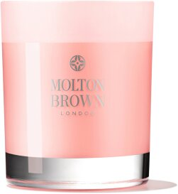 Molton Brown Delicious Rhubarb & Rose Single Wick Candle 180 g