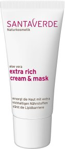 Santaverde Extra Rich Cream & Mask 30 ml