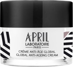 April Paris Crème Anti-âge Global / Global Anti-ageing Cream Pot / Jar 50 ml