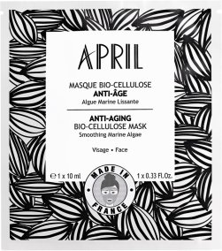April Paris Masque Bio-cellulose Anti-âge / Anti-ageing Bio-cellulose Mask Sachet x1