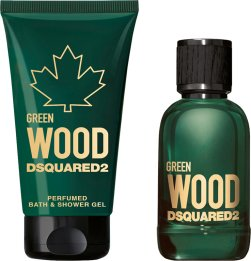 Aktion - DSQUARED2 Green Wood Duftset (EdT30/SG50)