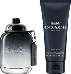Aktion - Coach for Men Duftset (EdT60/SG100)