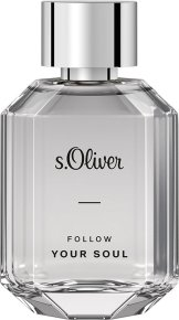 s.Oliver Follow Your Soul Men Eau de Toilette (EdT) 50 ml