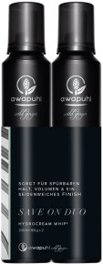 Aktion - Paul Mitchell Awapuhi Wild Ginger Save on Duo Hydrocream Whip 2 x 200 ml