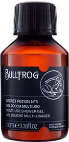 Bullfrog Multi-Use Shower Gel Secret Potion N.3 100 ml