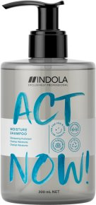 Indola ACT NOW! Hydrate Shampoo 300 ml