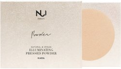 Nui Cosmetics Natural Illuminating Pressed Powder KARA 12 g