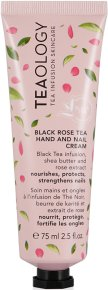 TEAOLOGY Hand & Body Black Rose Tea Hand And Nail Cream 75 ml