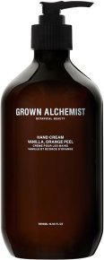 Grown Alchemist Hand Cream Vanilla & Orange Peel 500 ml
