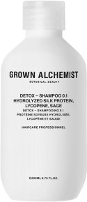 Grown Alchemist Detox Shampoo 0.1 200 ml