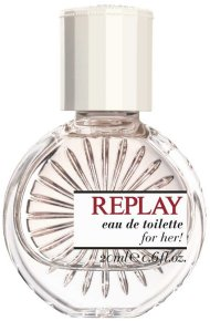 Replay Woman Eau de Toilette Natural Spray 20 ml