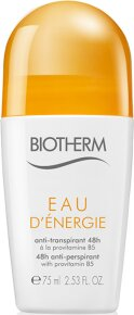 Biotherm Eau d'Énergie Deodorant Roll-on 75 ml