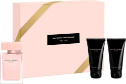 Aktion - Narciso Rodriguez For Her Geschenkset (EdP50/BL50/SG50)
