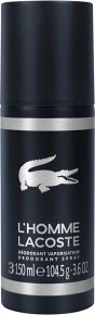 Lacoste L'Homme Lacoste Deodorant Spray 150 ml