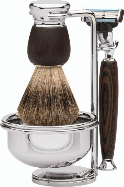 Erbe shaving shop premium design milano dachshaar mach3 for Milano design shop