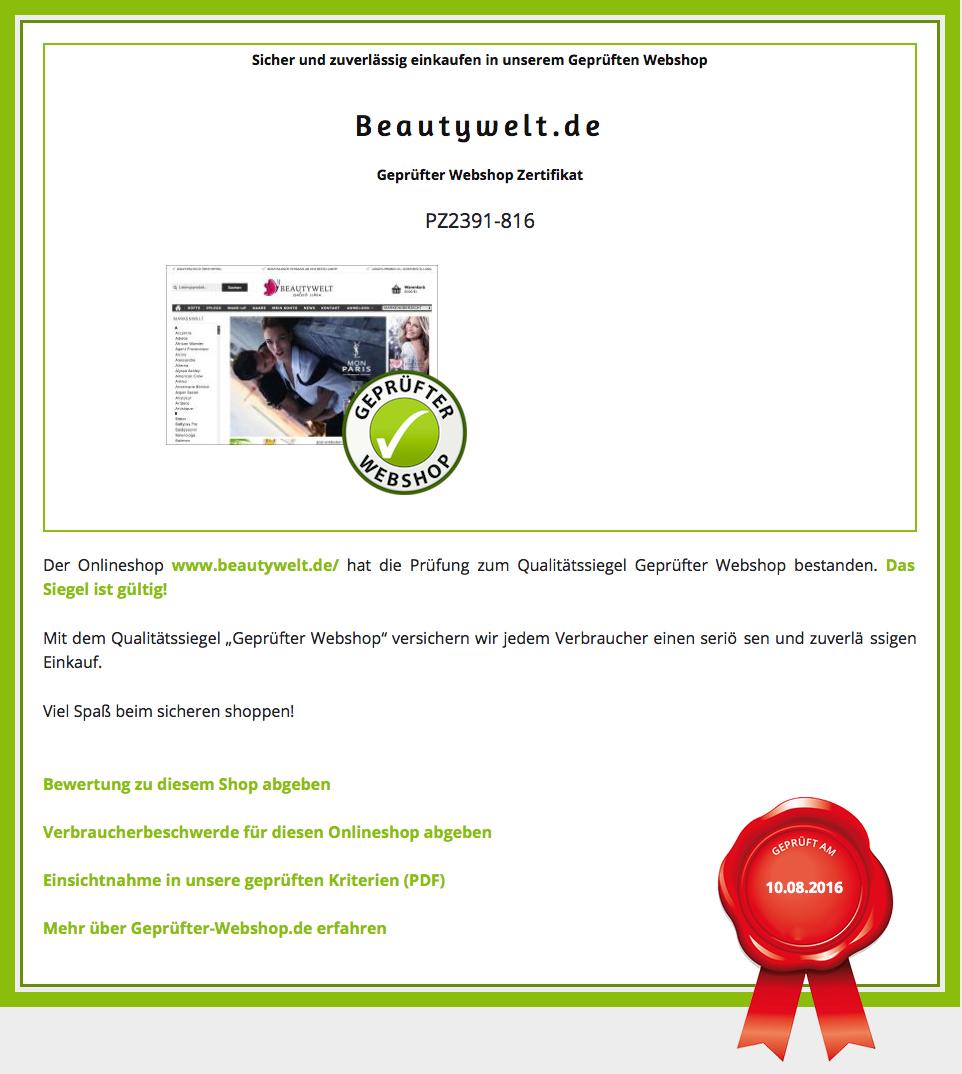 gepruefter-webshop.de kundentool siegel PZ2391-816