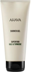 Ahava Kale & Turmeric Shower Gel 200 ml