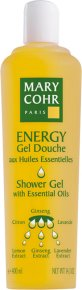 Mary Cohr Gel Douche Energy d'Essences 100 ml